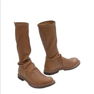 Rick Owens women's boot. Size 41; USA 11